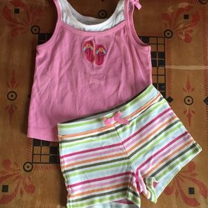 Gymboree size 3 summer outfit